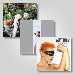Eurythmics Reissue Lp Bundle