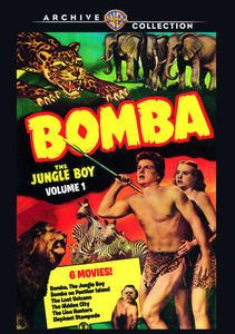 Bomba the Jungle Boy: Volume 1