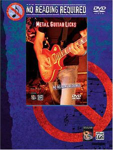 No Reading Required: Metal Guitar Licks