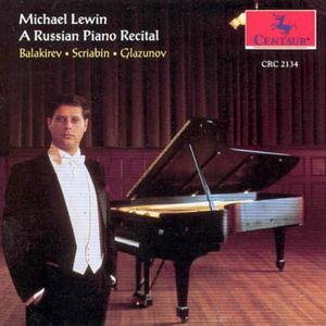 Russian Piano Recital