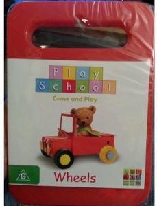 Wheels (Handle Box) [Import]