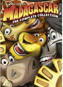 Madagascar 1-3 [Import]