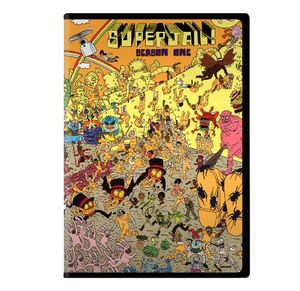 Superjail: The Complete First Season