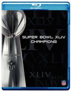 NFL Super Bowl Xliv Champions: New Orleans Saints