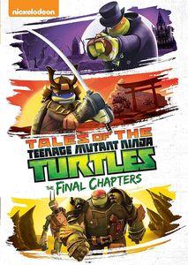 Tales Of The Teenage Mutant Ninja Turtles: The Final Chapters