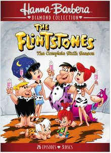 The Flintstones: The Complete Sixth Season