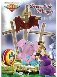 Storyteller Cafe: Beyond the Manger
