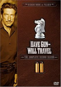 Have Gun Will Travel: The Complete Second Season
