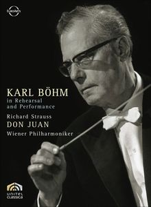 Karl Bohm in Rehearsal & Performance