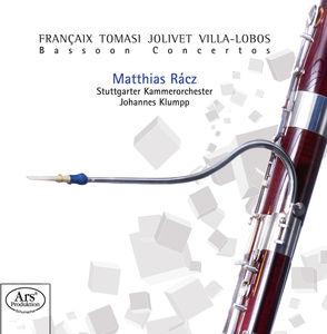 Bassoon Concertos
