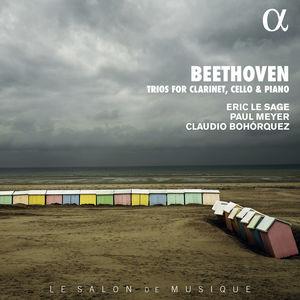Trios for Clarinet Cello & Piano