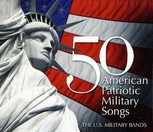 50 American Patriotic Military Songs