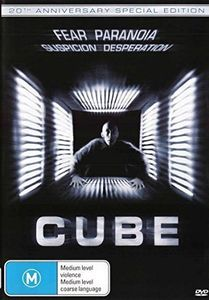 Cube (20th Anniversary Special Edition)