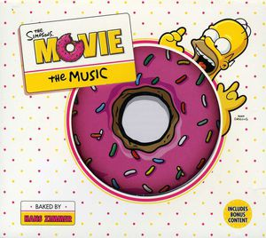The Simpsons Movie (Original Soundtrack) [Import]