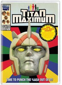 Titan Maximum: Season 1