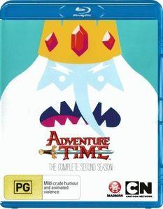 Adventure Time-Season 2 [Import]