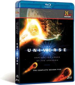 The Universe: The Complete Season Five