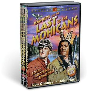 Hawkeye and the Last of the Mohicans: Volumes 4-6 (3-DVD)