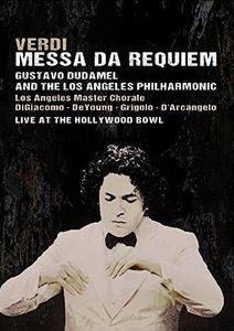 Verdi: Messa da Requiem Live at the Hollywood Bowl