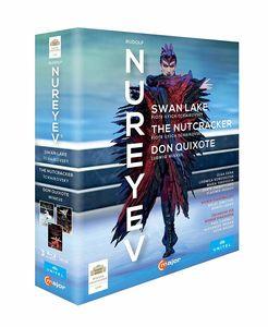 Nureyev Box /  Swan Lake /  Nutcracker /  Don Quixote