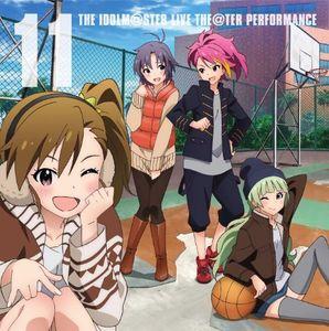 Idolmaster Live Theater Pence 11 (Original Soundtrack) [Import]