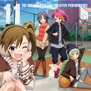 Idolmaster Live Theater Pence 11 (Original Soundtrack) [Import]