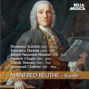 Manfred Reuthe Klavier