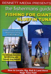 Fishing for Giant Bluefin Tuna-Classic Tuna Action