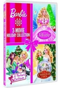 Barbie: 3-movie Holiday Collection