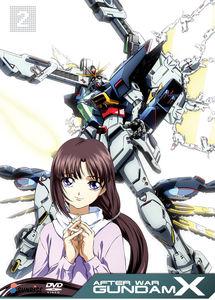 After War Gundam X Collection 2