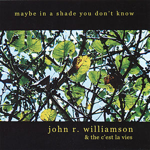 Maybe in a Shade You Don't Know