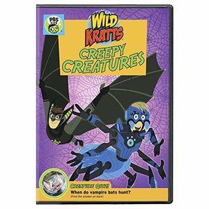 Wild Kratts: Creepy Creatures!