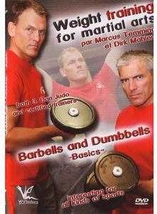 Weight Training for Martial Arts Barbells & Dumbbe [Import]