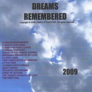 Dreams Remembered