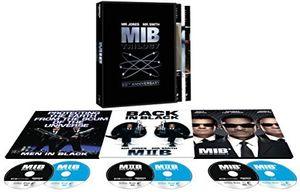 Men in Black Trilog (20th Anniversary Edition)