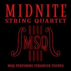 Midnight String Quartet Performs Stranger Things