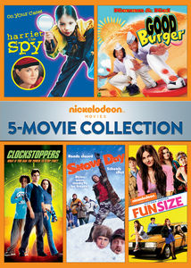 The Nickelodeon Movies Collection