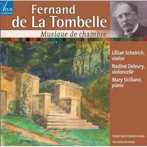 Fernand de la Tombelle : Chamber Music