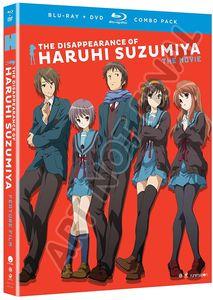 The Disappearance of Haruhi Suzumiya: The Movie