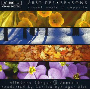 Arstider Seasons: Capella Choral Pieces