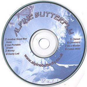 Alpine Butterfly