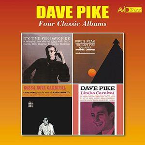 It's Time For Dave Pike /  Pike's Peak /  Bossa Nova