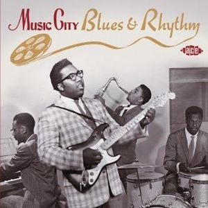 Music City Blues & Rhythm /  Various [Import]
