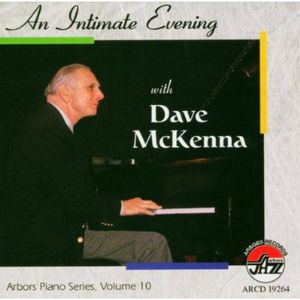 An Intimate Evening With Dave McKenna