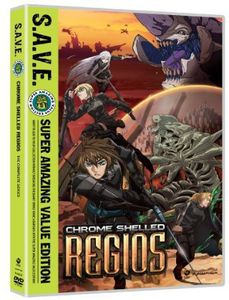 Chrome Shelled Regios - S.A.V.E.
