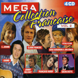 Mega Collection Francaise Vol .2 /  Various [Import]