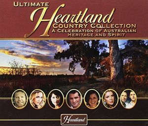 Ultimate Heartland Country Collection /  Various [Import]