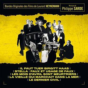 Films Of Laurent Heynemann /  Music By Philippe Sarde [Import]