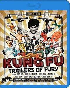 Kung Fu Trailers of Fury [Import]