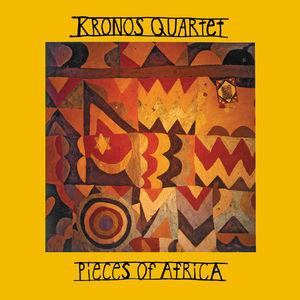 Pieces Of Africa , Kronos Quartet